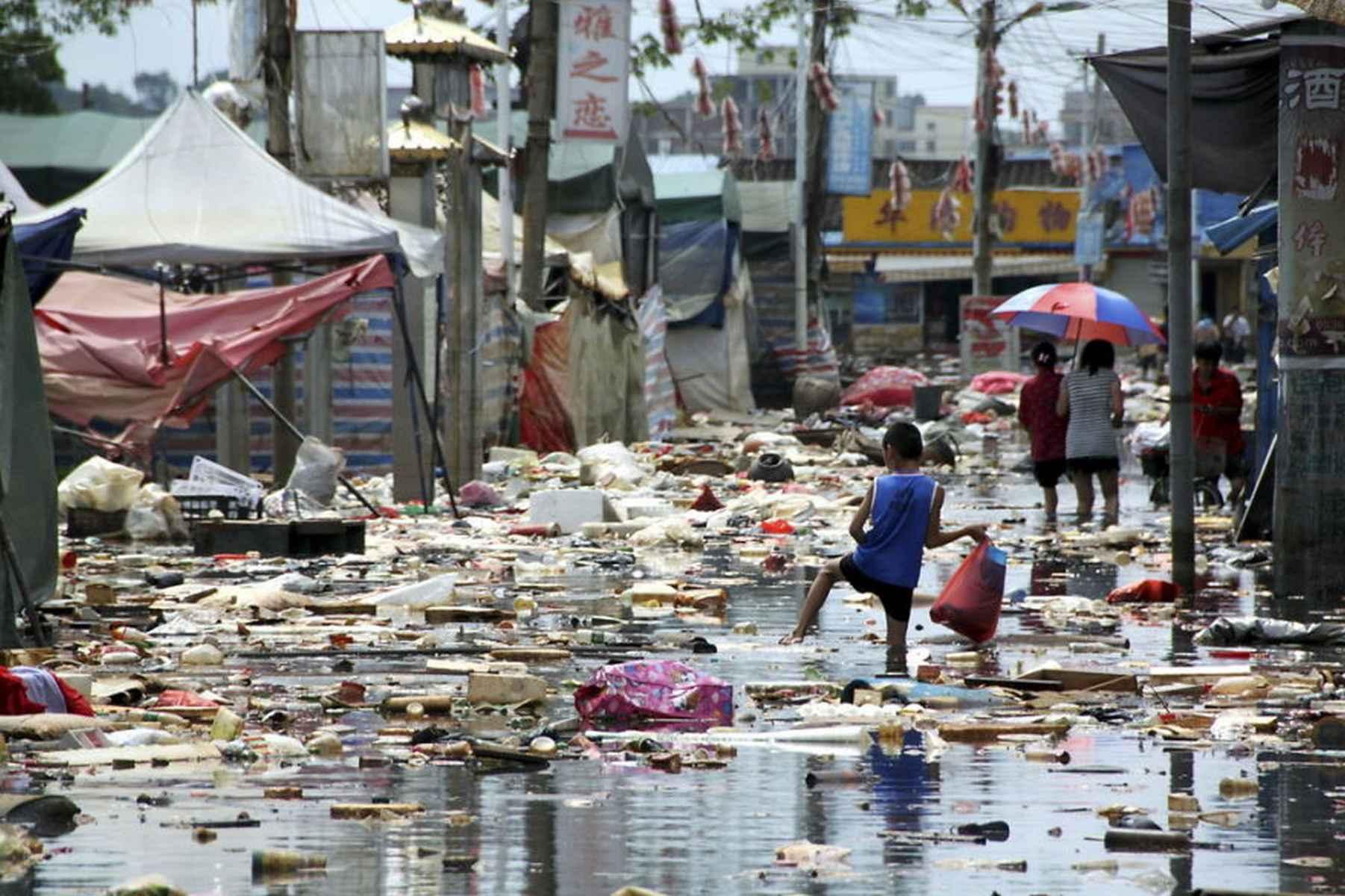 Ocean śmieci Biuro podróży Goforworld by Kuźniar
