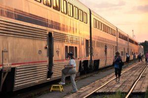 Kolejowa wyprawa dookoła USA. Przygoda mojego życia Biuro podróży Goforworld by Kuźniar