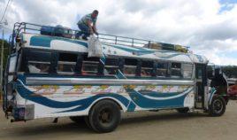 Chicken bus Biuro podróży Goforworld by Kuźniar
