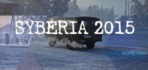 Syberia 2015: START | Relacja Biuro podróży Goforworld by Kuźniar