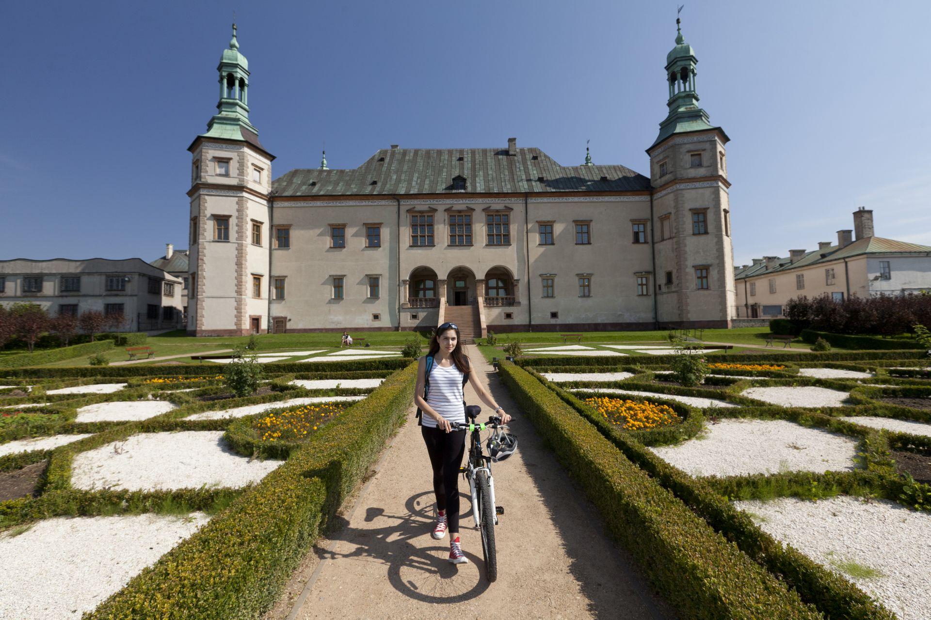 Rowerem przez Polskę Biuro podróży Goforworld by Kuźniar