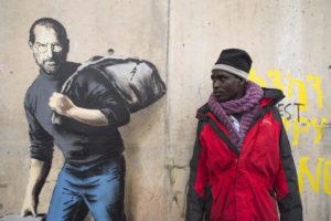 Uchodźca z iPhonem Biuro podróży Goforworld by Kuźniar
