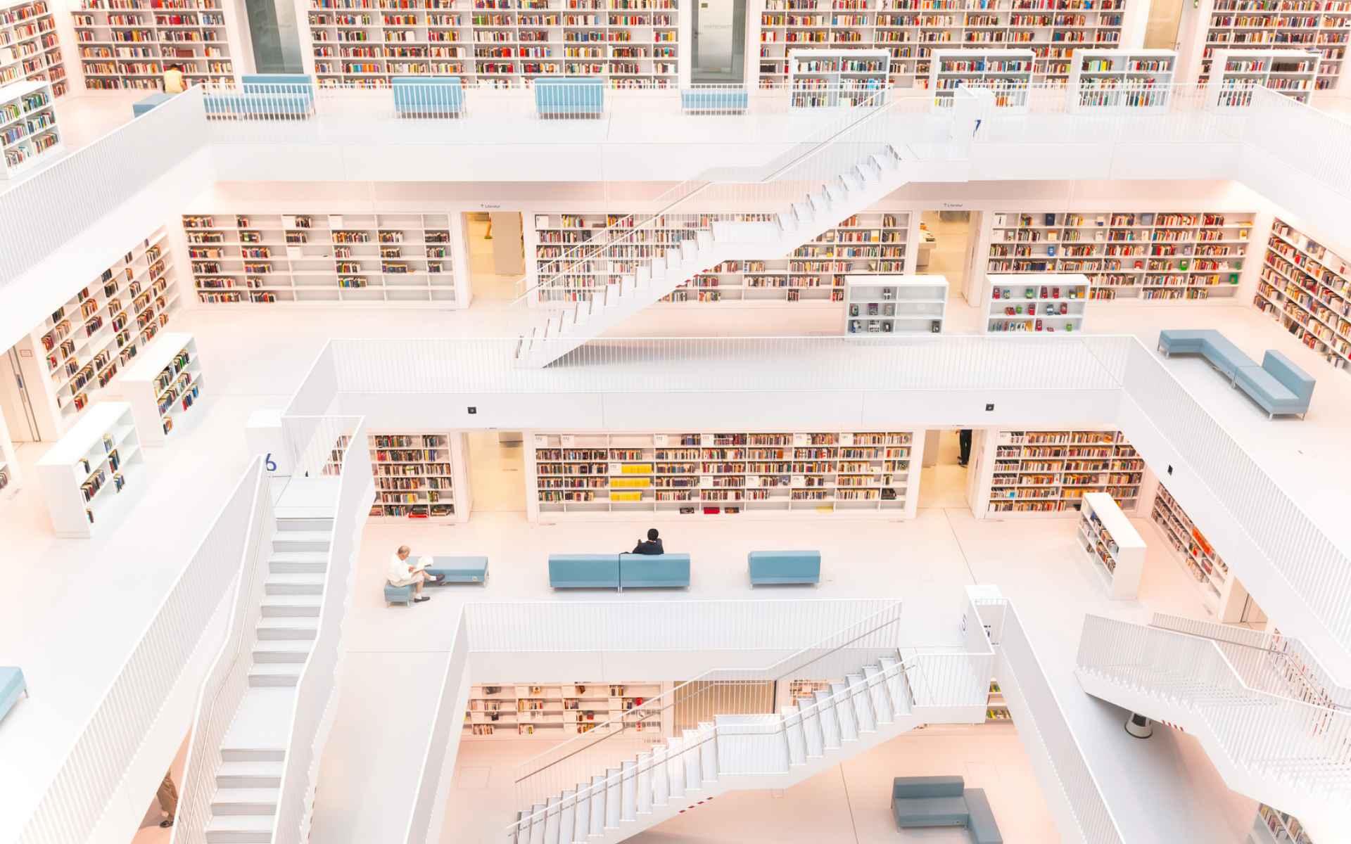 Biblioteki świata | TOP 8 Biuro podróży Goforworld by Kuźniar