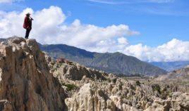 Pokora Boliwijczyka Biuro podróży Goforworld by Kuźniar