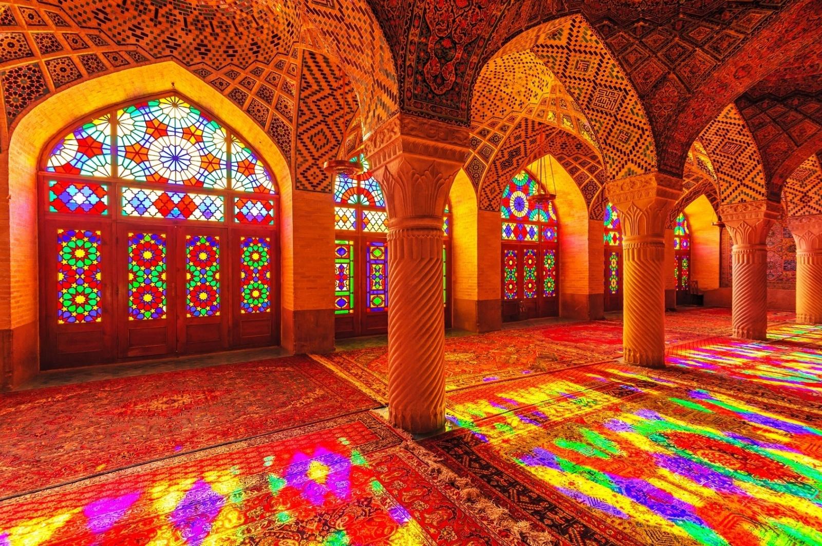 Różowy Meczet Biuro podróży Goforworld by Kuźniar