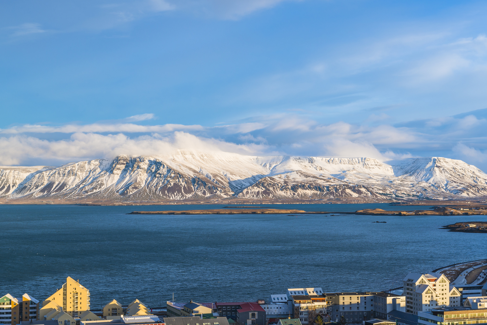 Luksusowy rejs z Reykjaviku Biuro podróży Goforworld by Kuźniar