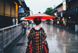 Gion z zakazem fotografowania Biuro podróży Goforworld by Kuźniar