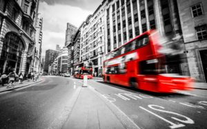 Londyn bezdomny Biuro podróży Goforworld by Kuźniar