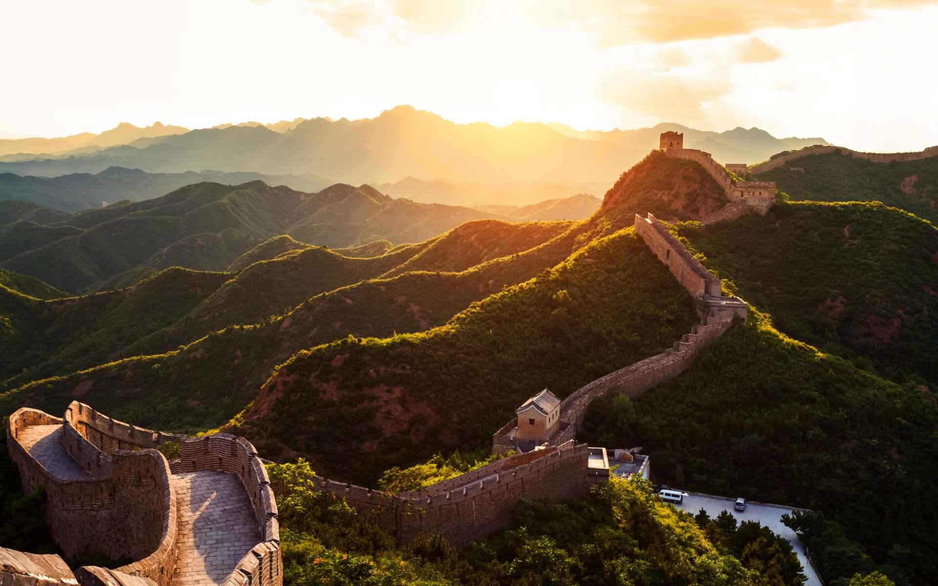 Wielki Mur kruszeje Biuro podróży Goforworld by Kuźniar