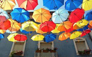 Parasol na upał? Biuro podróży Goforworld by Kuźniar