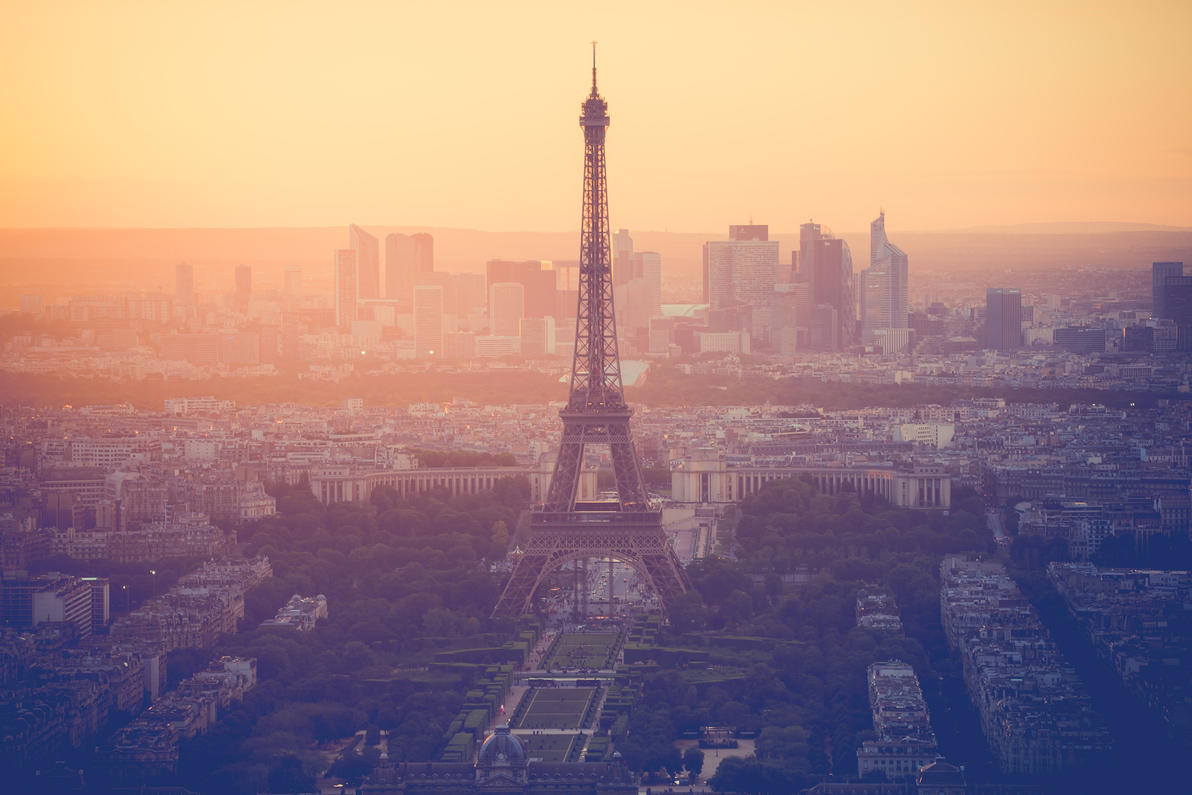 Paryż jak z ekranu Biuro podróży Goforworld by Kuźniar
