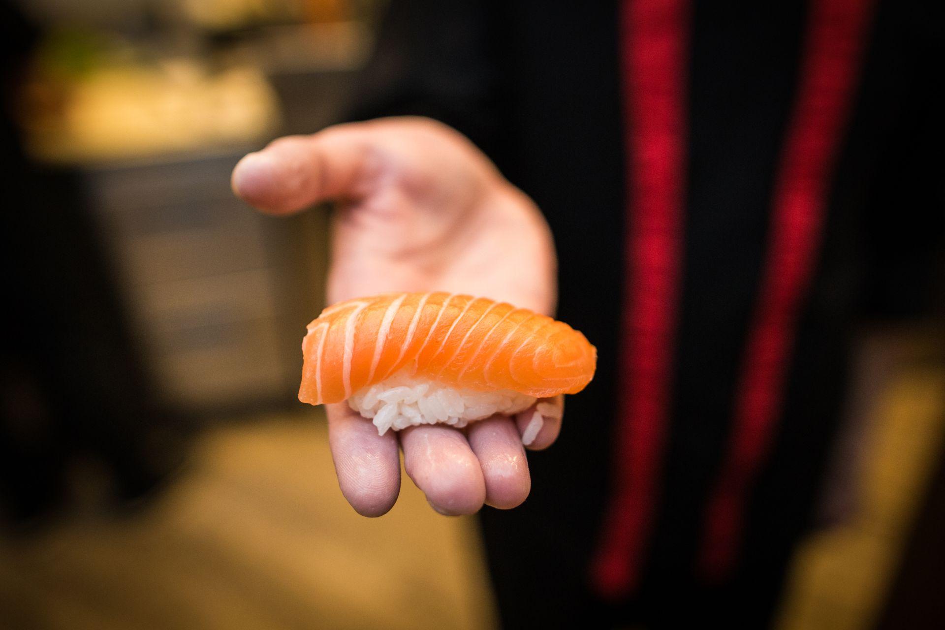 Sushi w Polsce - z pokorą Biuro podróży Goforworld by Kuźniar