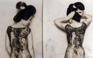 Zakazany tatuaż Biuro podróży Goforworld by Kuźniar