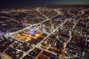 Warsaw on air Biuro podróży Goforworld by Kuźniar