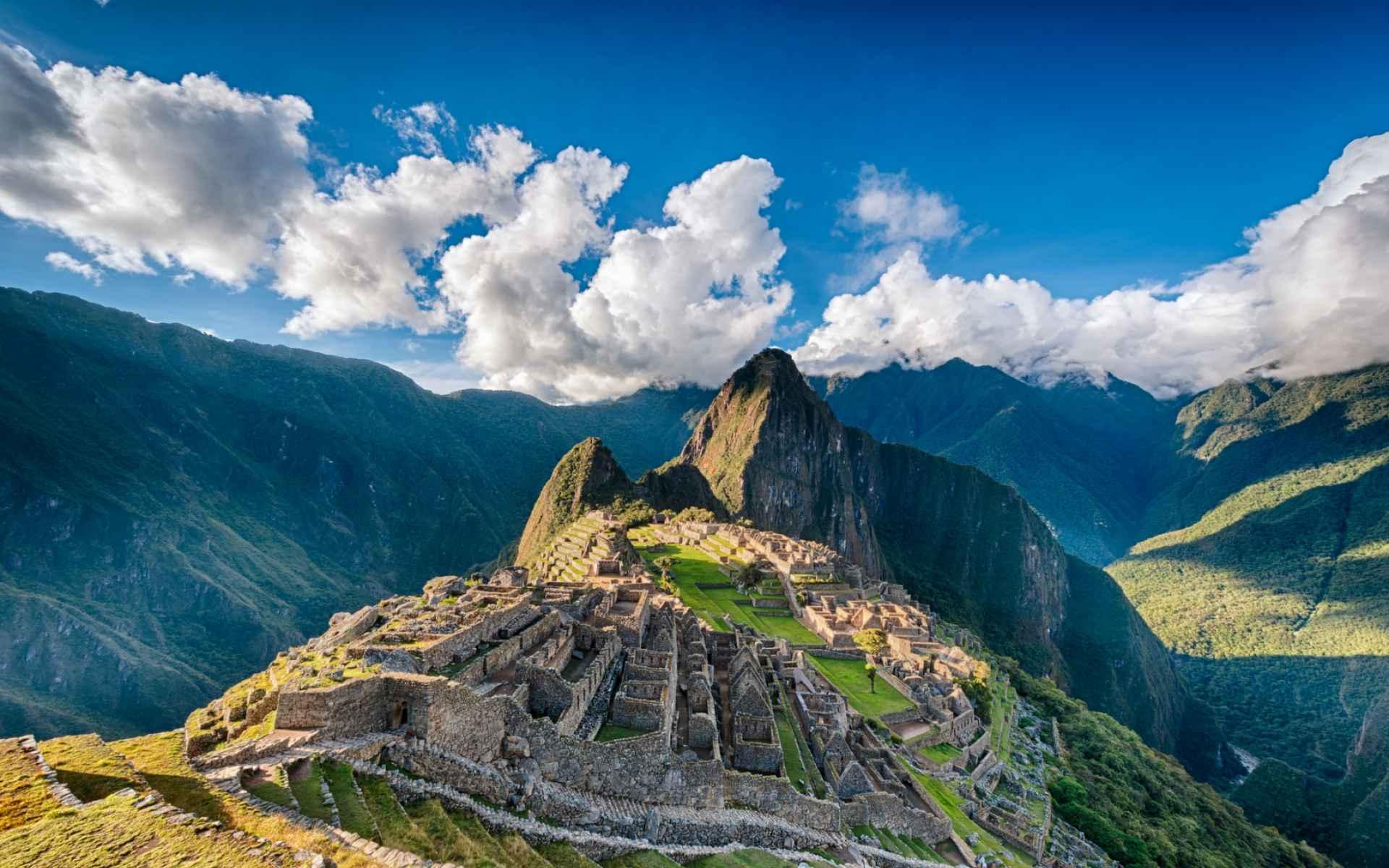 Inkowie z drona Biuro podróży Goforworld by Kuźniar