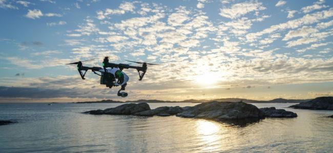 Drony w akcji! Biuro podróży Goforworld by Kuźniar