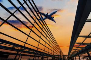 Lotnisko gigant! Biuro podróży Goforworld by Kuźniar