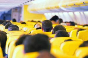 W samolotach (za) ciasno? Biuro podróży Goforworld by Kuźniar