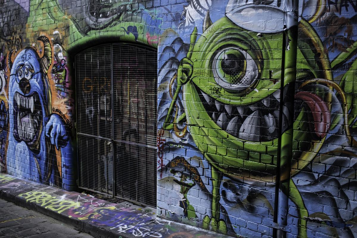 Sprajem po ścianie Biuro podróży Goforworld by Kuźniar