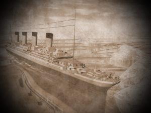 Znikający Titanic Biuro podróży Goforworld by Kuźniar