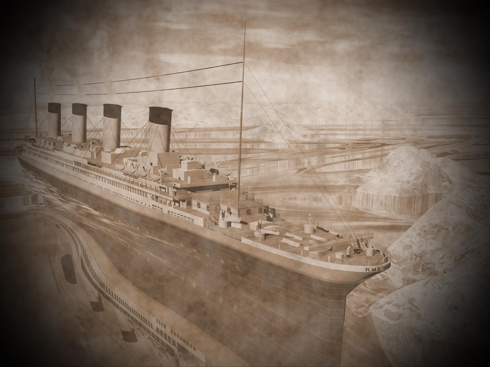 Powrót Titanica Biuro podróży Goforworld by Kuźniar