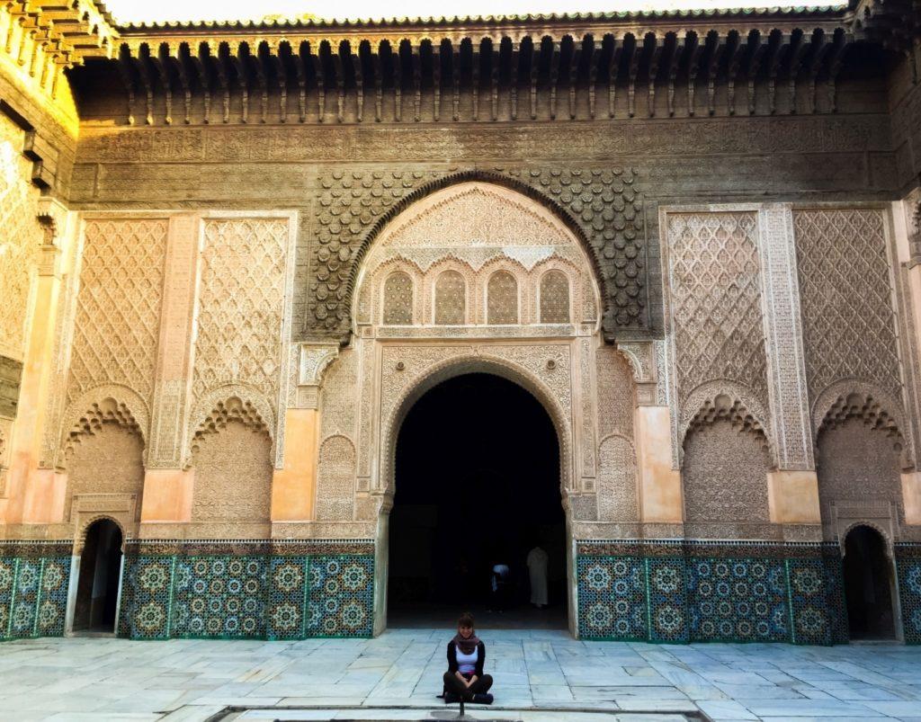 29. Medrasa Ben Joussefa Marrakech