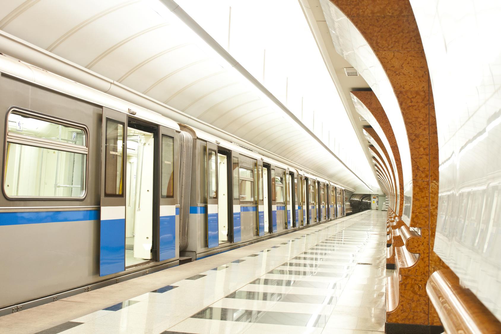 Muzyka w metrze Biuro podróży Goforworld by Kuźniar