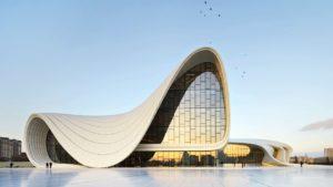 Zaha Hadid: królowa designu | TOP 8 Biuro podróży Goforworld by Kuźniar