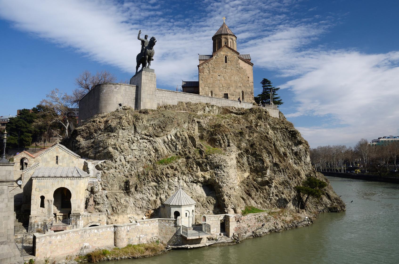 Tbilisi odkryte na nowo Biuro podróży Goforworld by Kuźniar