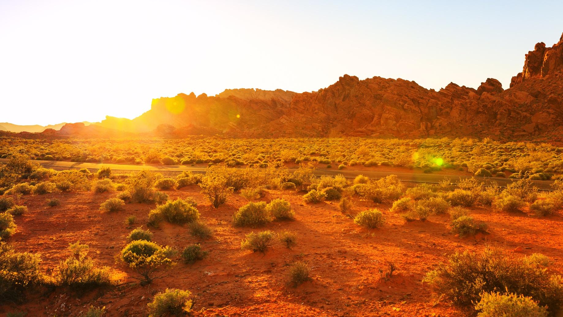 Nevada stała się kosmosem Biuro podróży Goforworld by Kuźniar