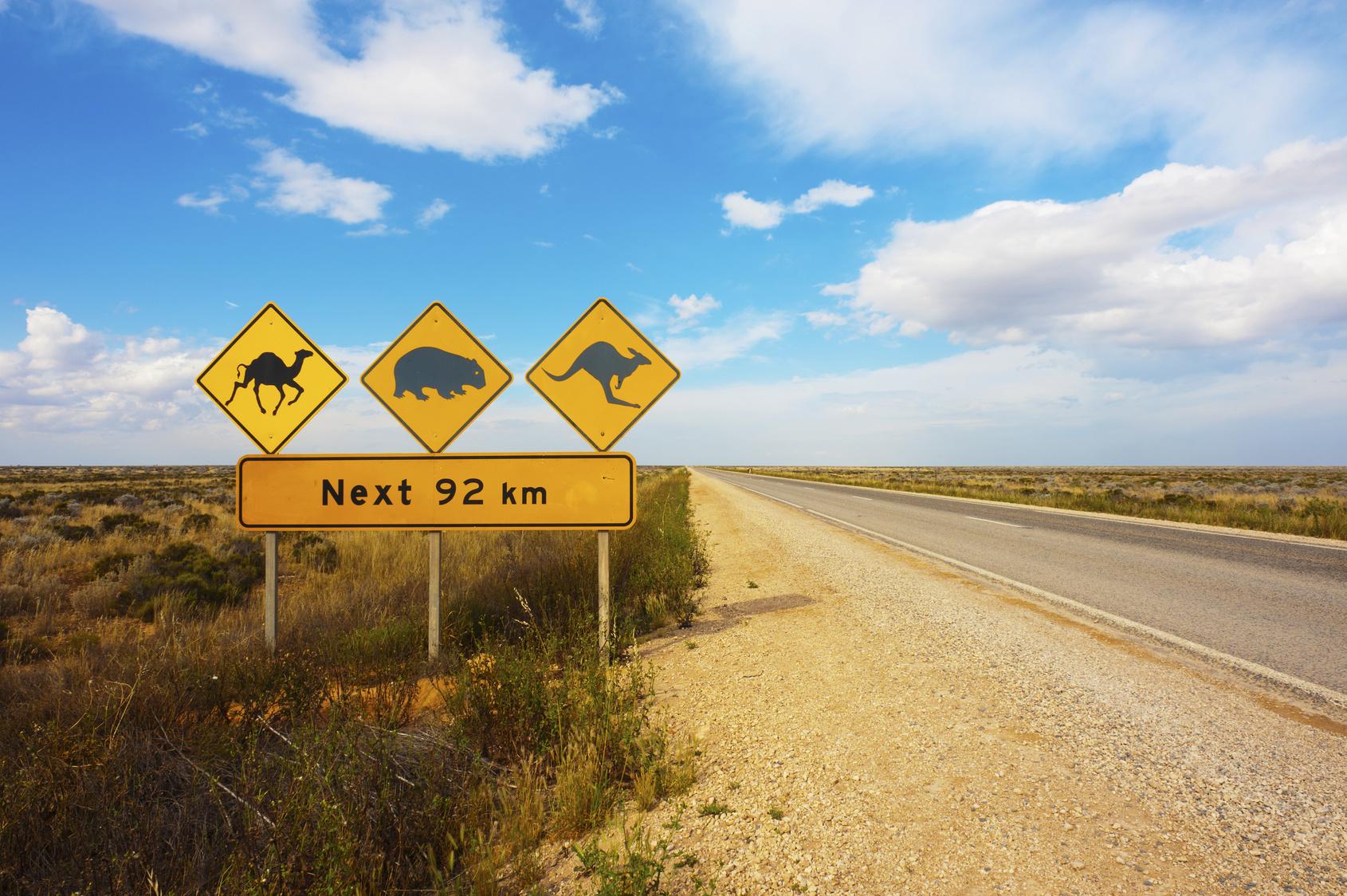 Pociągiem przez Australię Biuro podróży Goforworld by Kuźniar