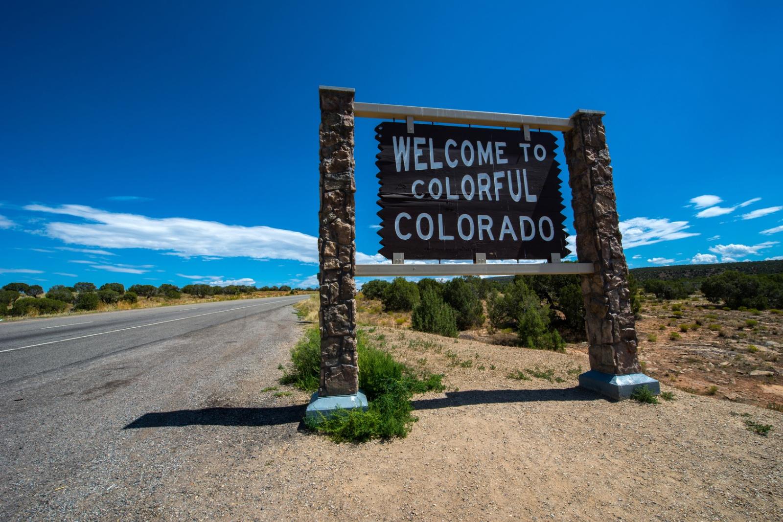 Sto czterdzieści lat Kolorado Biuro podróży Goforworld by Kuźniar