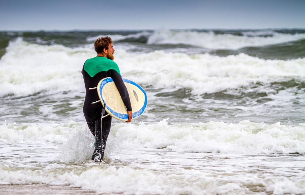Surfing nad Bałtykiem! | GALERIA Biuro podróży Goforworld by Kuźniar