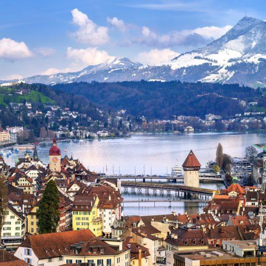 Szwajcaria Biuro podróży Goforworld by Kuźniar