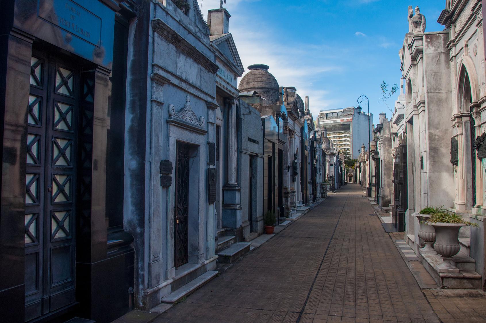 Cementerio de la Recoleta | #gofordream Biuro podróży Goforworld by Kuźniar