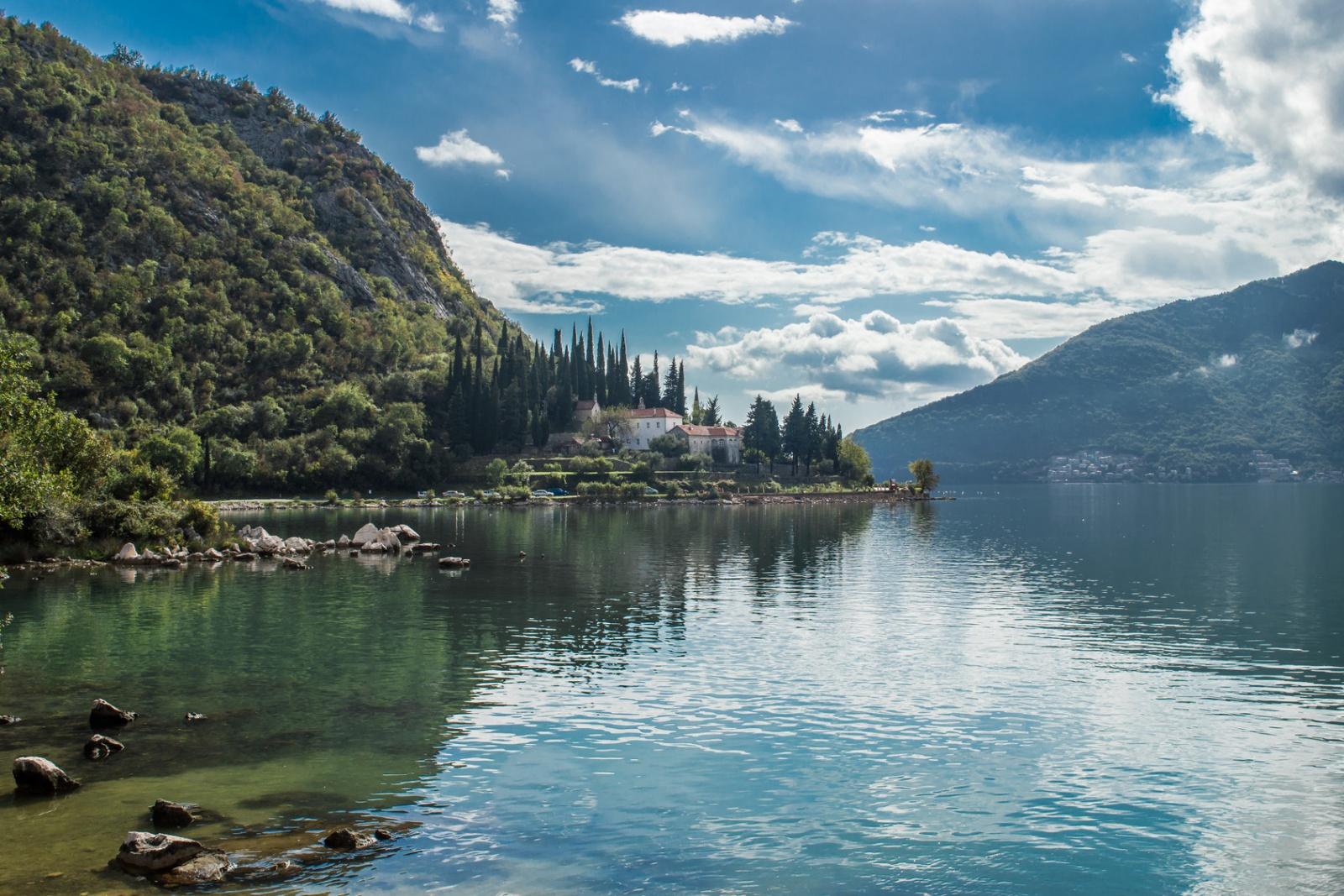 Czarnogóra z drona Biuro podróży Goforworld by Kuźniar