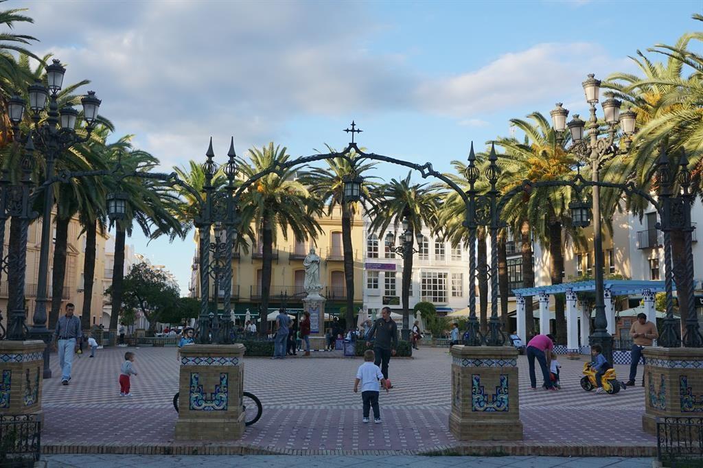 ayamonte-square