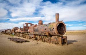 Cmentarzysko pociągów Biuro podróży Goforworld by Kuźniar