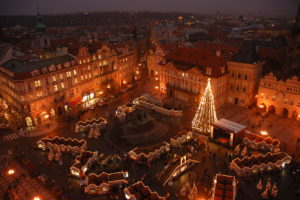 Jarmarki i magia świąt! Biuro podróży Goforworld by Kuźniar
