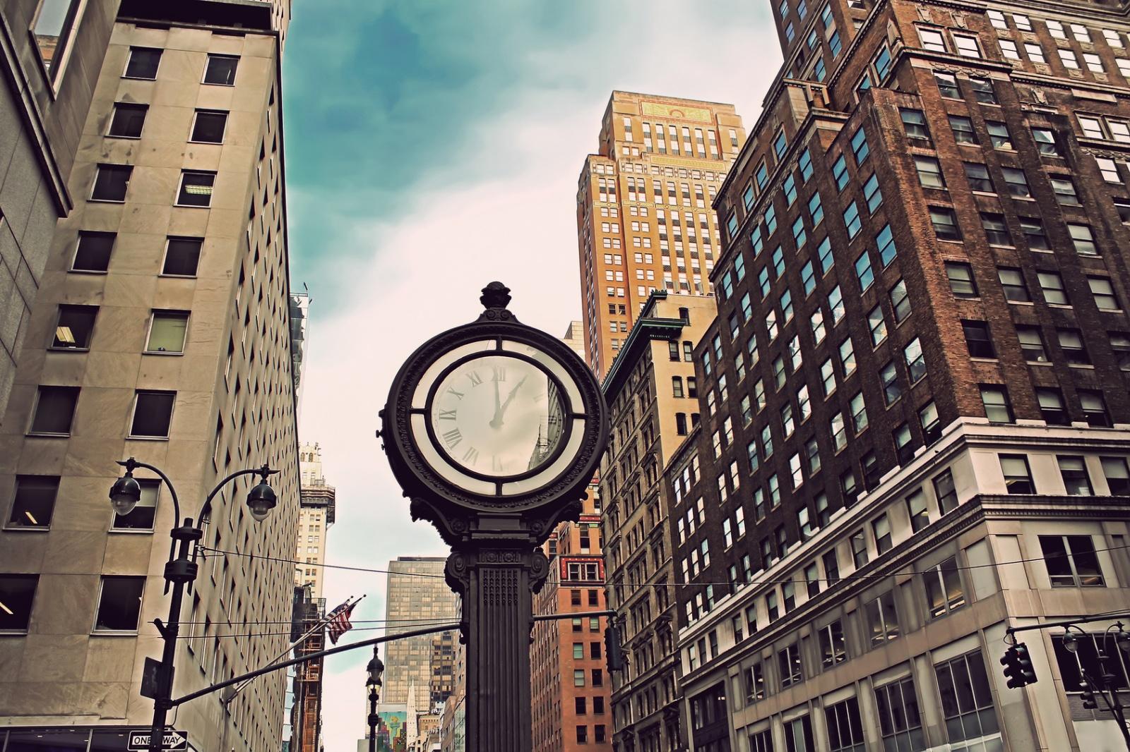 Witryny Nowego Jorku Biuro podróży Goforworld by Kuźniar