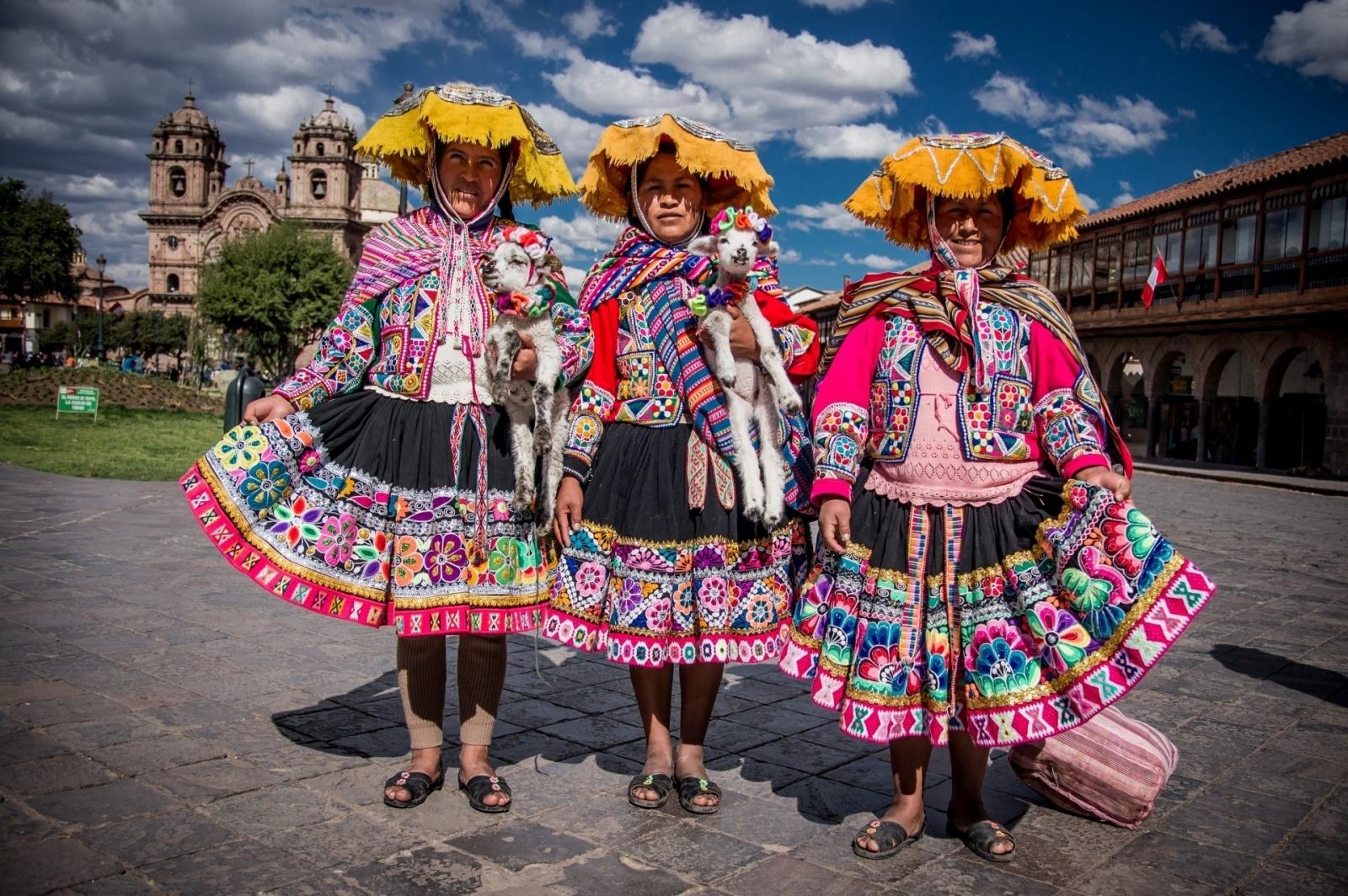 Śladem Inków Biuro podróży Goforworld by Kuźniar