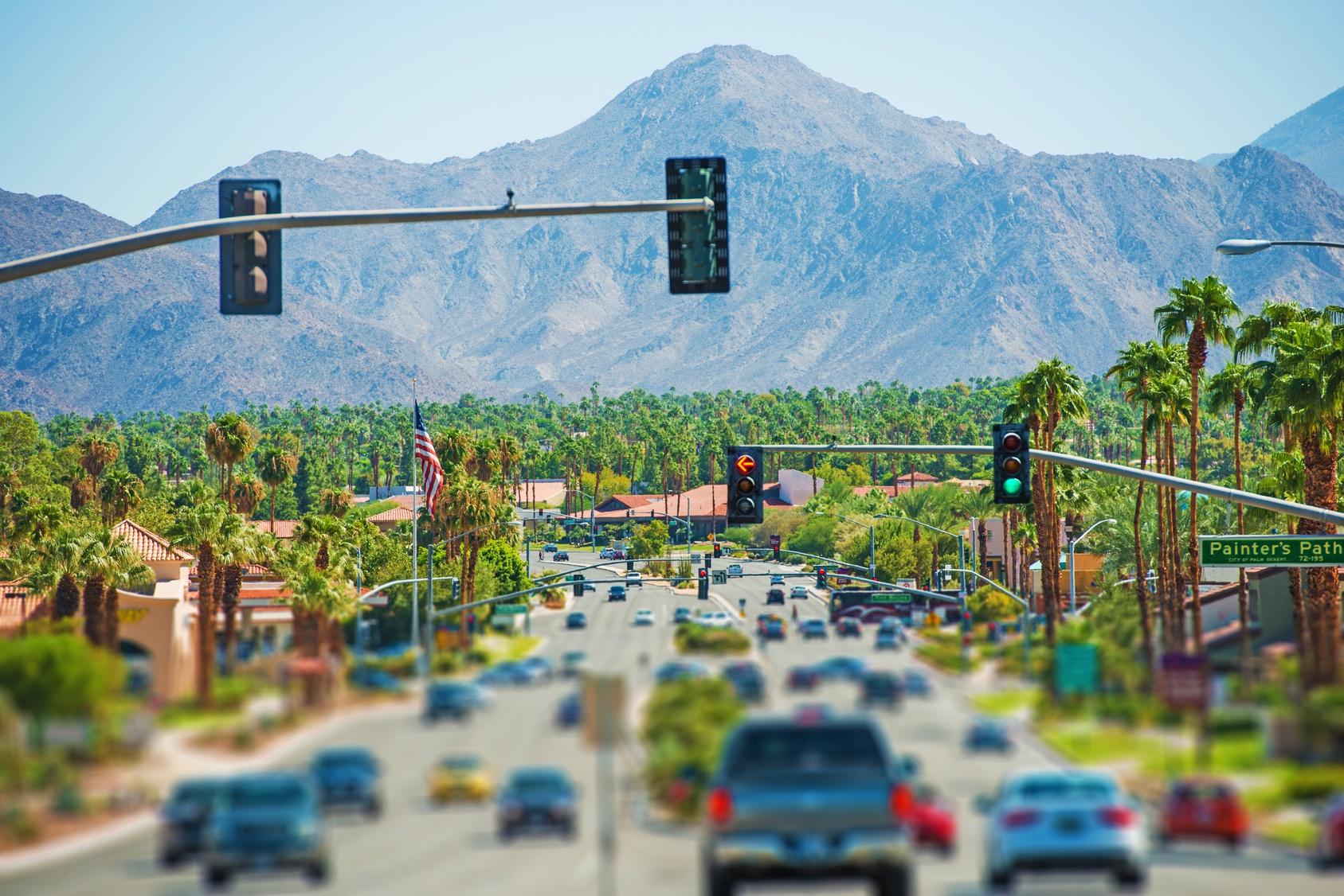 Modernizm w Palm Springs Biuro podróży Goforworld by Kuźniar