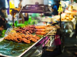 Uliczne jedzenie Biuro podróży Goforworld by Kuźniar