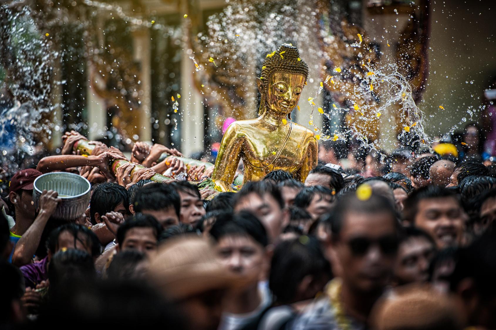 Tajski śmigus-dyngus Biuro podróży Goforworld by Kuźniar