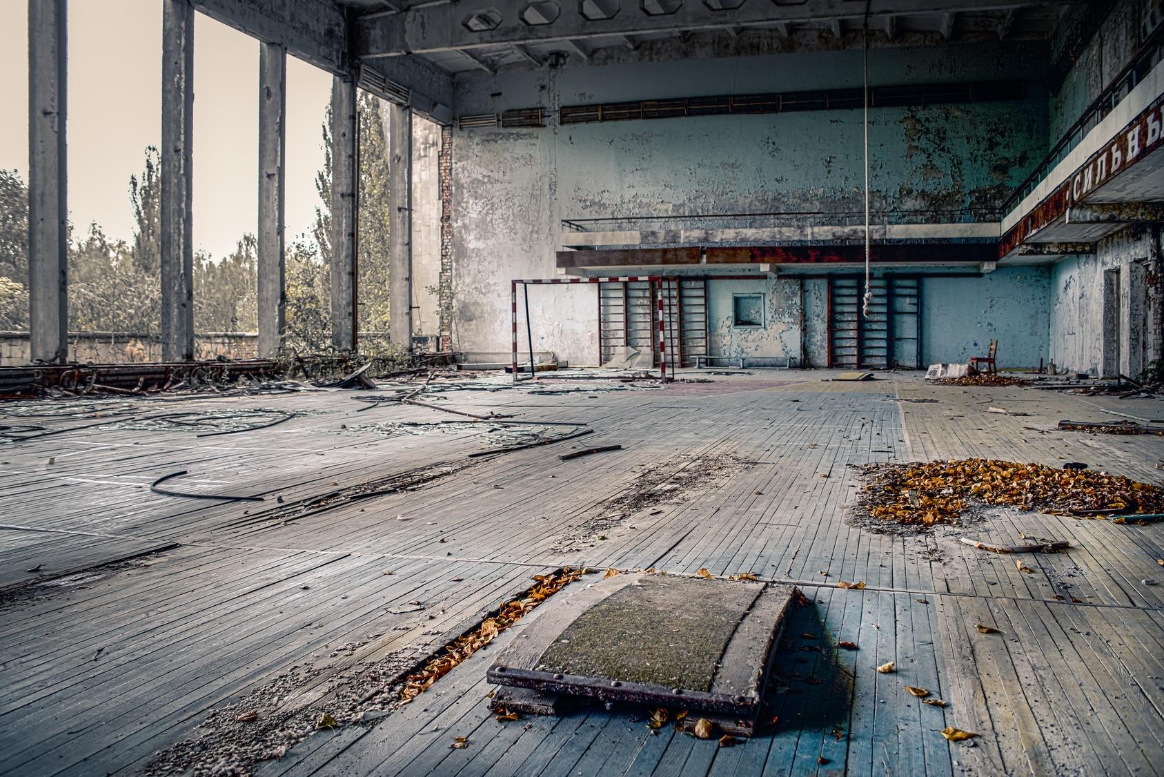 Czarnobyl od nowa Biuro podróży Goforworld by Kuźniar