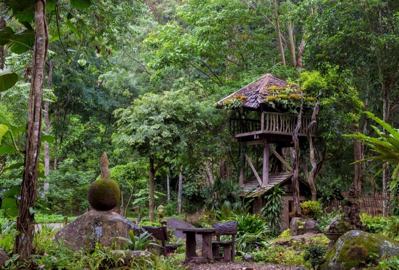 Ziemia jest bardziej zielona! Biuro podróży Goforworld by Kuźniar