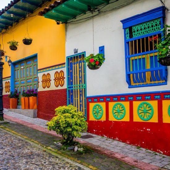 Kolumbia Biuro podróży Goforworld by Kuźniar