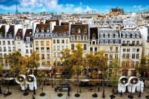 Dachy Paryża Biuro podróży Goforworld by Kuźniar