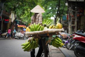 Rankiem w Hanoi Biuro podróży Goforworld by Kuźniar