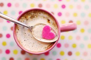 Różowa kawa w Walii Biuro podróży Goforworld by Kuźniar